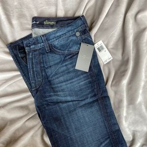 New For all 7 mankind Men's jeans